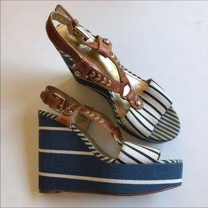 Coach Wedge Sandals